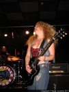 Nashville Pussy Pau 2011