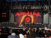 Airbourne Rock fest Barcelona 2017 01